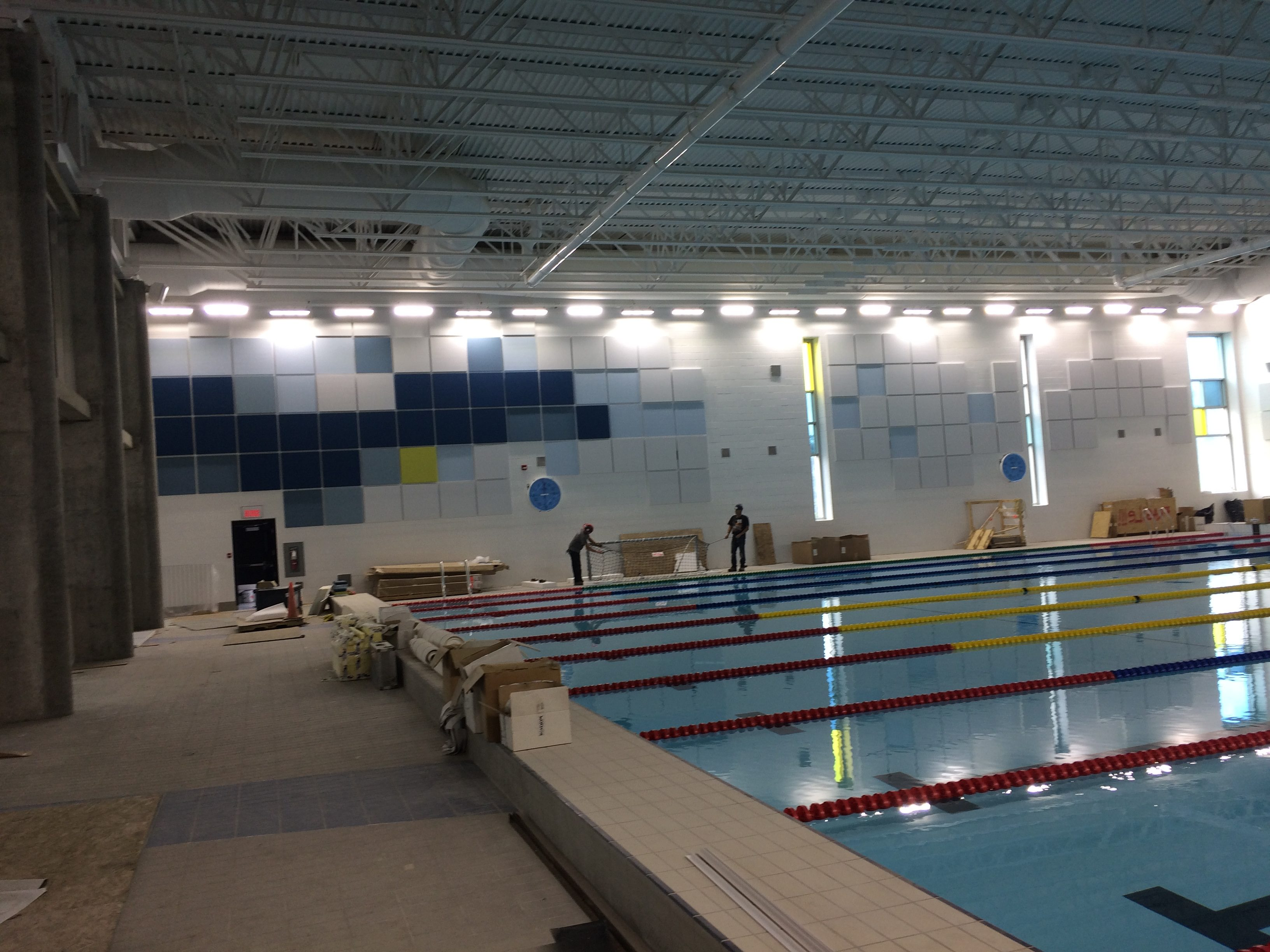 Swimming pool Boucherville