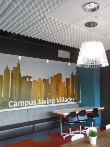 Temple University Campus Living Villages, Philadelphie, PA