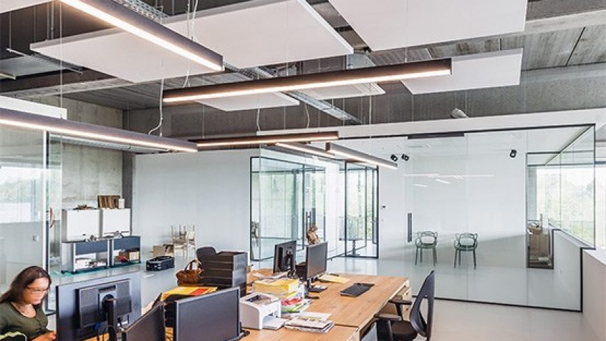 Open area office spaces and acoustic challenges solution accoustique