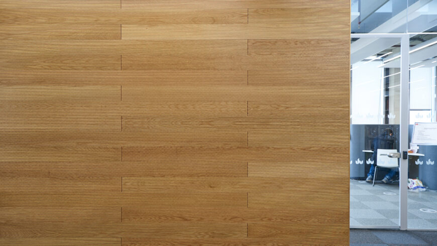 Why use acoustic wood?